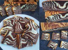 Memang sedap resepi kek marble susu coklat yang boleh anda cuba ni. Rasa kek lembut dan gebu dan cara buat yang senang memang sesuai untuk anda cuba nya.
