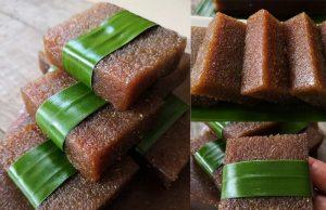 Wah sedap dan mudah resepi bengkang ubi kayu gula merah kukus ni. Senang je buat. Yang bestnya, guna banyak ubi kayu berbanding tepung. Memang sedap