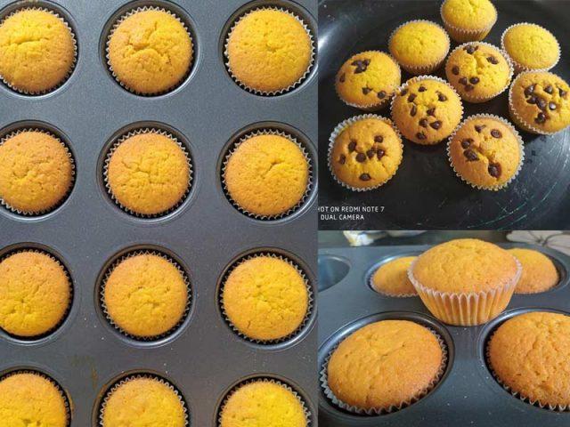 Kami berikan resepi muffin jagung untuk anda buat sebagai menu minum petang. Senang sangat nak hasilkan muffin ni. Sedap pun sedap .Jom buat muffin jagung