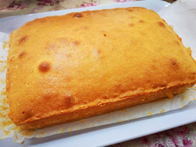 Memang dari gambar pun dah nampak sedap lembut resipi kek butter ni. Boleh la anda cuba sebab bahan kek pun mudah dan anda ikut je tips yang dah kami sediakan.