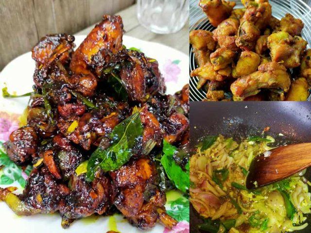 Resepi ayam kicap yang betul-betul sedap adalah sangat ringkas cara penyediaan nya tapi langkah-langkah kena betul supaya kicap melekat elok pada isi ayam.