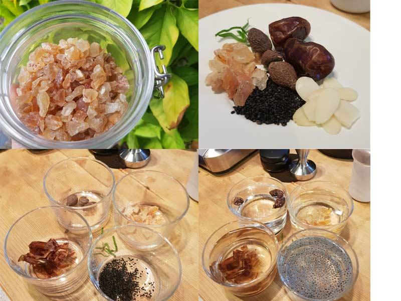 Kami berikan resepi air katira asli Johor yang sangat sedap. Yang betul-betul originalTahukah apa itu katira ? Ianya juga dikenali juga sebagai getah anggur,
