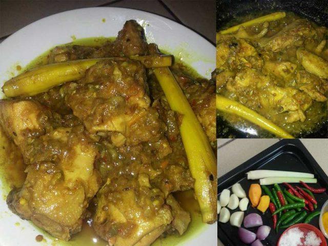 Kami nak berikan resipi ayam ungkep asli dari orang Jawa. Memang sedap dimakan dengan nasi putih masakan ini.Guna pula bahagian ayam yang bertulang.Best
