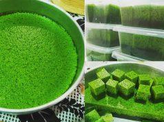 Jom kita belajar buat resepi puding lumut dengan cara yang betul agar bolehkan hasilnya sangat dibanggakan serta sedap untuk dimakan. Sedap puding lumut ni
