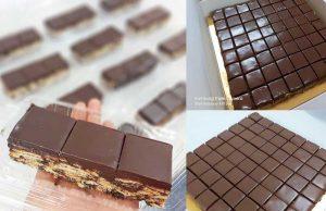 Untuk mencari kelainan, resipi kek batik yang sangat lembut ini memang boleh dicuba oleh anda. memang sungguh menyelerakan dengan rasa lembut biskut seperti kek
