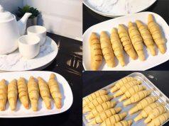 menu minum petang atau sarapan pagi , boleh cuba resepi roti sardin gulung yang rangup dan gebu ini dengan menggunakan bahan-bahan ringkas sahaja.