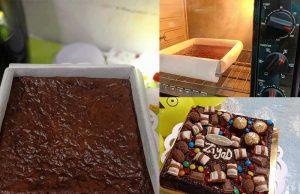 Bestnya resipi brownies kedut untuk anda buat sendiri pada hujung minggu ini. Dengan penuh rasa coklat dan berkedut, boleh dicuba untuk menu anak-anak