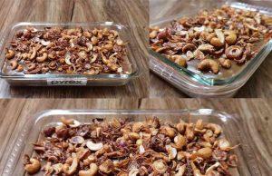 Sedap resepi qasidah gula merah. Salah satu hidangan tradisi dari zaman dulu. Terutama pada bulan puasa dan pada acara sambutan bertemakan Islam.