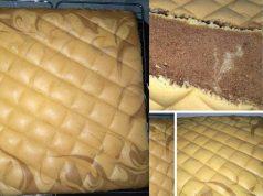 Nak mencari kek mudah dan sedap untuk menu petang ? Boleh cuba resipi kek marble coklat yang sangat sedap ini. Tengok gambar pun dah tahu