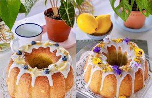 Hari ini kami nak kongsikan resepi kek lemon poppy seed yang masam manis..Lembut tekstur keknya. Boleh anda cuba sebab kami bagi full resepi beserta tips.