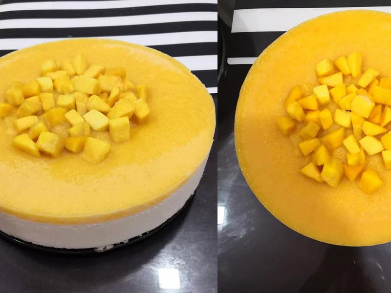 Kami nak berikan resipi cheesecake mango yang sangat sedap.Lengkap resepi dan teknim supaya akan akan dapat cheesecake yang sangat sedap dan berbaloi