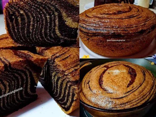 Kami berikan resipi kek pisang kukus coklat yang anda boleh buat guna pisang kesukaan seperti pisang lemak manis, pisang emas dan pisang berangan.
