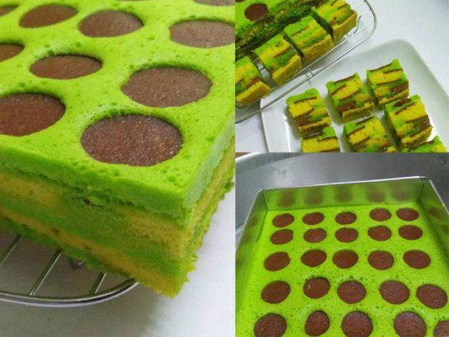 Resepi kek lapis masam manis ni antara kek yang senang dibuat kalau anda terasa mahu makan. Walaupun kali pertama anda buat, pasti berpuas hati.