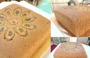 Kalau anda suka kek pisang gebu gebas, kami sarankan anda cuba resepi yang diberikan di bawah ini. Cantik nampak serat pisang.