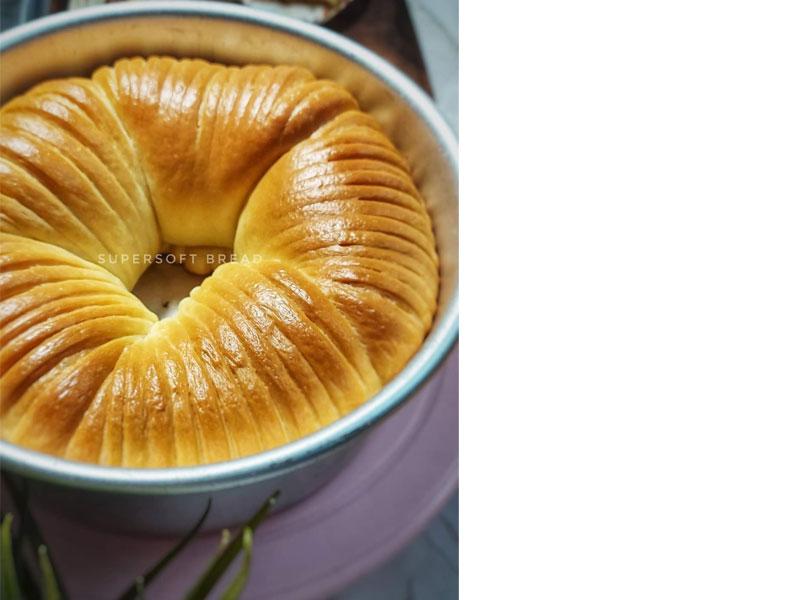 Jom buat resipi roti manis yang lembut ni.Sedap betul makan lepas siap masak. Teserlah kelembutan rotinya. Taklah susah sangat.